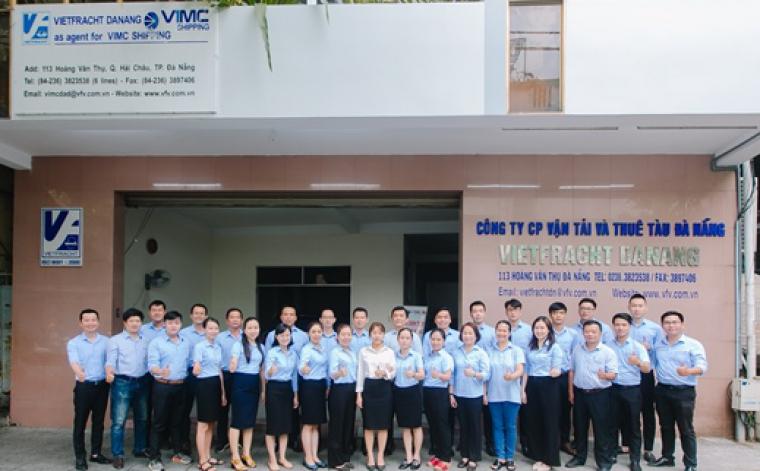 Đội ngũ Vietfracht Danang
