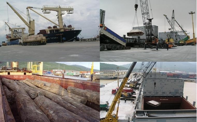 Dịch vụ Môi Giới - Thuê tàu