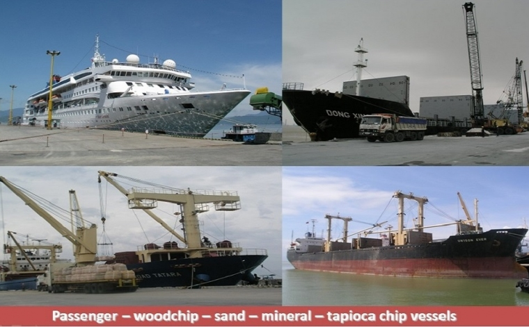 Đại lý hàng hải Vietfracht